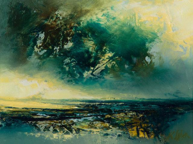 Kirstie Cohen, Landscape Study ii