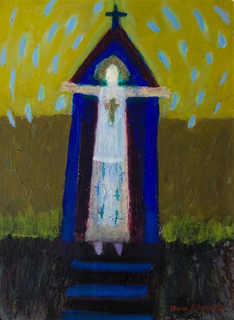 Saint for the Rain