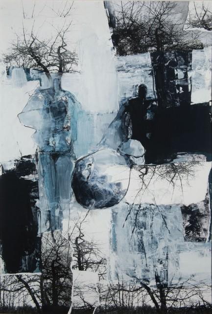 Kirstie Cohen, Figure IV, 2016