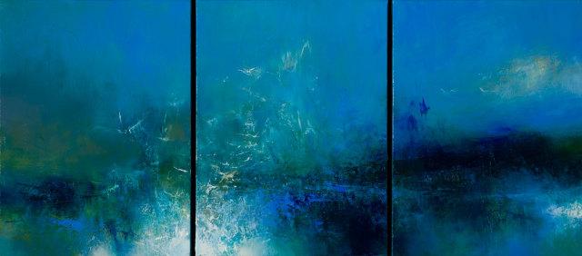 Kirstie Cohen, Sea Birds, 2020