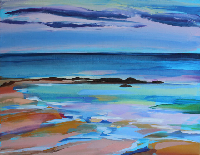 Shona Barr, Summer Beach