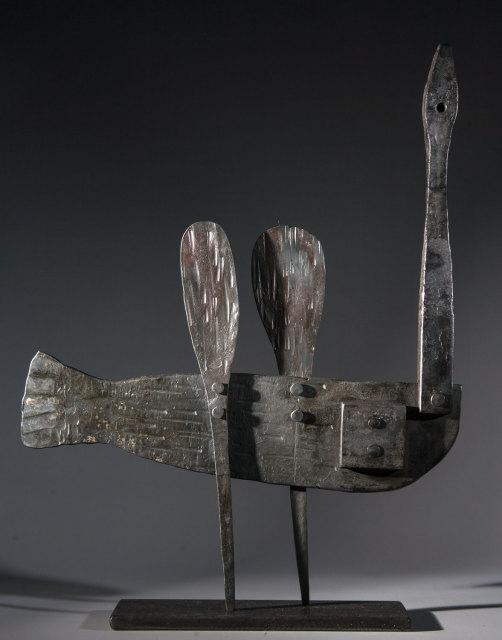 James Newton Adams, Ruffled Feathers