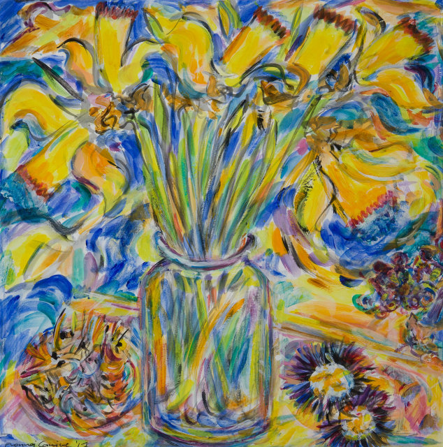 Fionna Carlisle, Daffodils