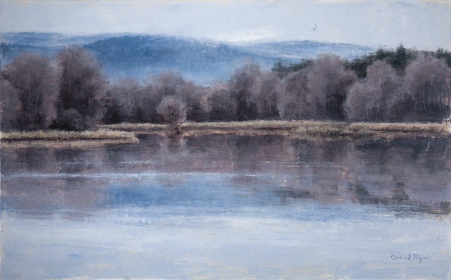 <span class=&#34;artist&#34;><strong>Carina Prigmore</strong></span>, <span class=&#34;title&#34;><em>Edge of the Loch</em></span>