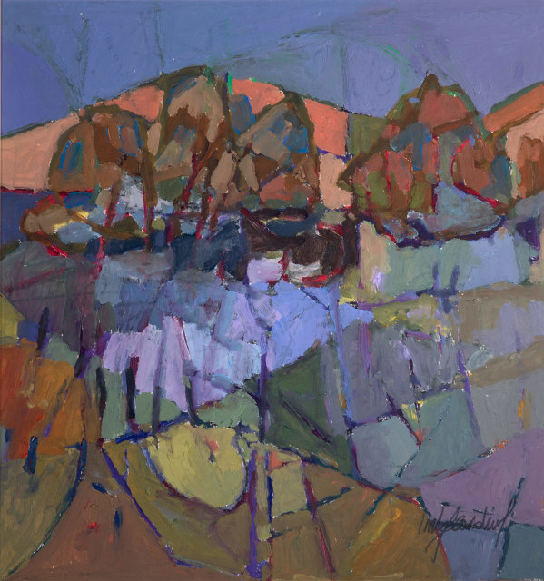 <span class=&#34;artist&#34;><strong>Catherine Imhof-Cardinal</strong></span>, <span class=&#34;title&#34;><em>Landscape with Pond</em></span>