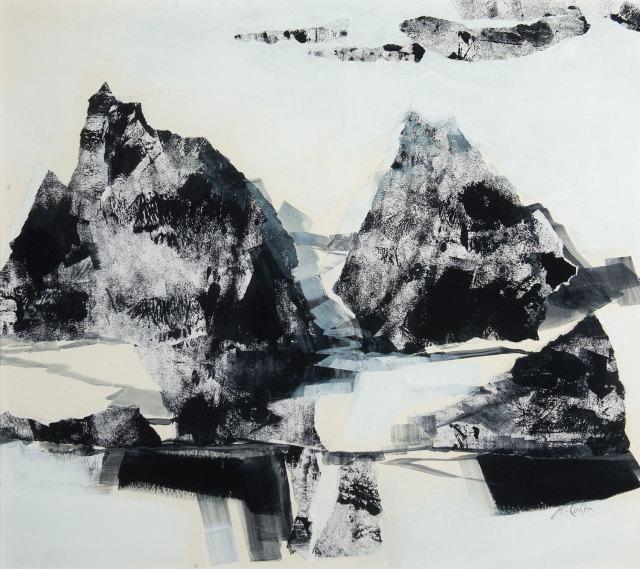 <span class=&#34;artist&#34;><strong>Kirstie Cohen</strong></span>, <span class=&#34;title&#34;><em>Mountain Rock I</em></span>