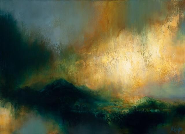 Kirstie Cohen, Hill Light, 2016