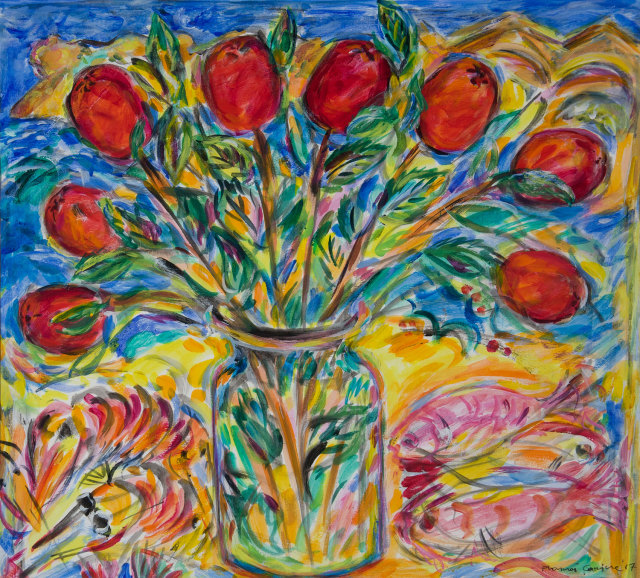 Fionna Carlisle, Tulips