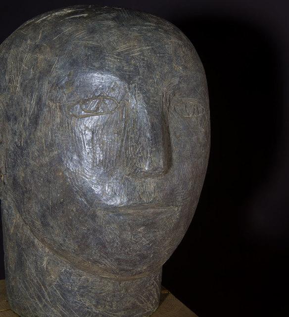 Christopher Marvell, Man's Head
