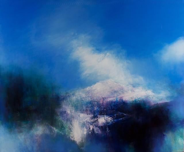 Kirstie Cohen, Blue Skies, 2016