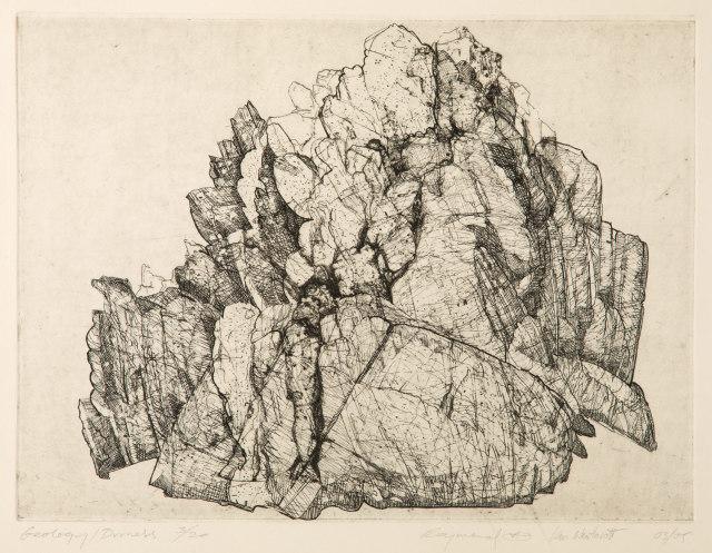 Ian Westacott and Raymond Arnold, Geology, Durness, 2003/4