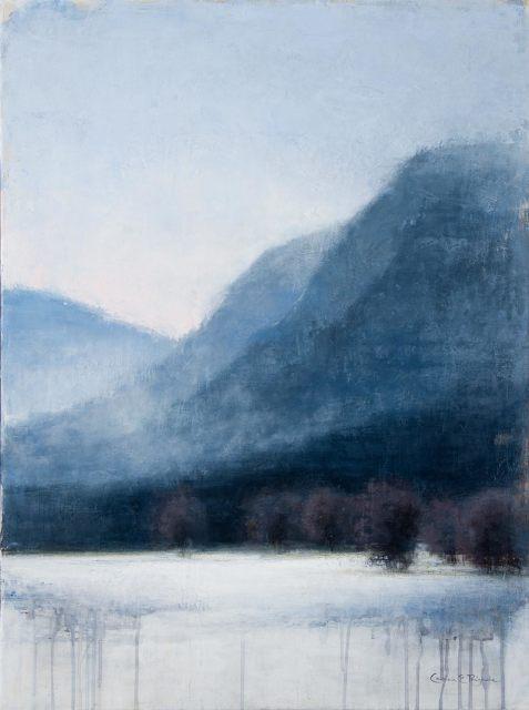 Carina Prigmore, Frozen Landscape
