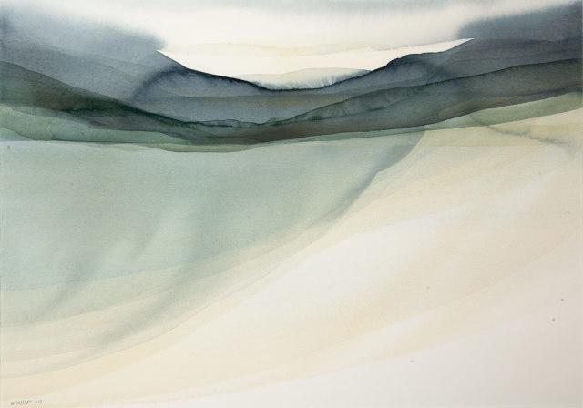 <span class=&#34;artist&#34;><strong>Peter Davis</strong></span>, <span class=&#34;title&#34;><em>Weisdale - the end of summer</em></span>