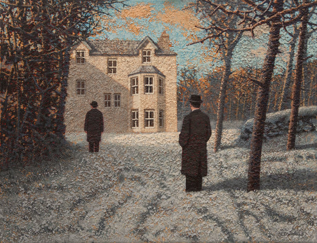 Mark Edwards, Waiting for the Door to Open