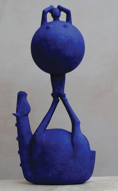 <span class=&#34;artist&#34;><strong>Eoghan Bridge</strong></span>, <span class=&#34;title&#34;><em>The Art of Being Blue</em></span>