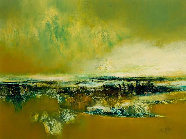 <span class=&#34;artist&#34;><strong>Kirstie Cohen</strong></span>, <span class=&#34;title&#34;><em>Landscape Study</em></span>
