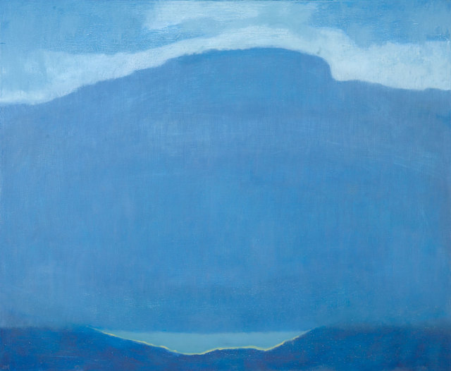 <span class=&#34;artist&#34;><strong>Jane MacNeill</strong></span>, <span class=&#34;title&#34;><em>Blue Cloud, Blue Mountain</em></span>