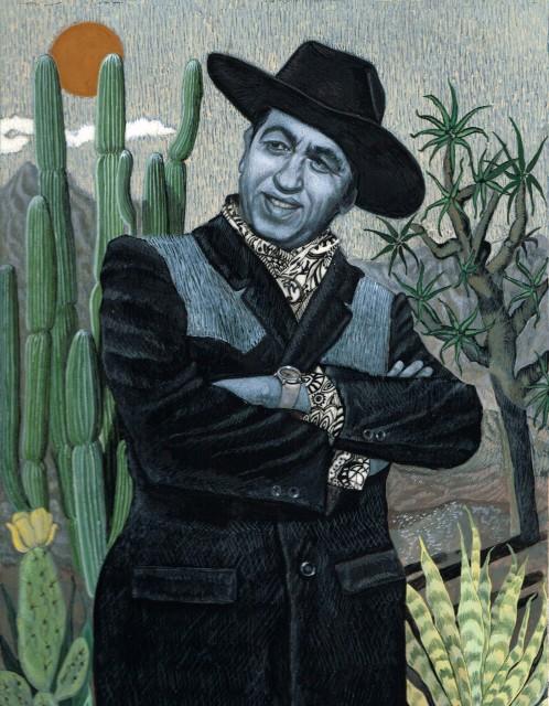 Cowboy Ali, 2015