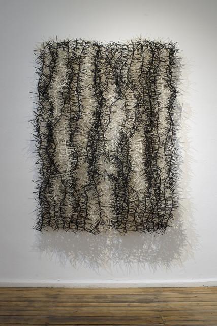 Amina Agueznay, Couverture Series #1, 2019