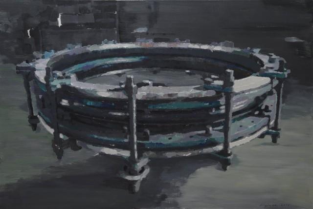 Li Yiwen 李易紋, Unidentified Object, 2015