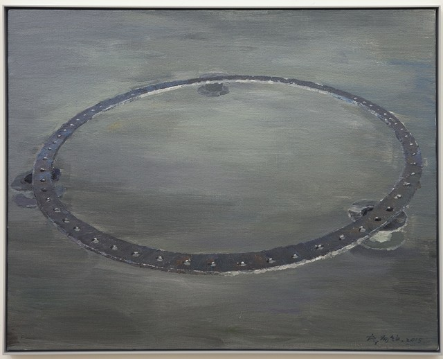 <span class=&#34;artist&#34;><strong>Li Yiwen &#26446;&#26131;&#32011;</strong></span>, <span class=&#34;title&#34;><em>Orbit</em>, 2015</span>