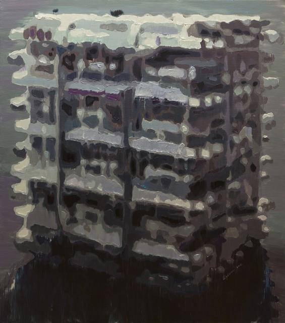 <span class=&#34;artist&#34;><strong>Li Yiwen &#26446;&#26131;&#32011;</strong></span>, <span class=&#34;title&#34;><em>Lattice Array-3</em>, 2016</span>