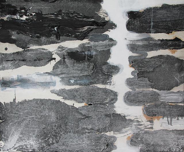 <span class=&#34;artist&#34;><strong>Zhang Jian-Jun &#24373;&#20581;&#21531;</strong></span>, <span class=&#34;title&#34;><em>Flowing Water Series</em>, 2014</span>