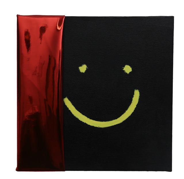 <span class=&#34;artist&#34;><strong>Zhao Yiqian &#36249;&#19968;&#28154;</strong></span>, <span class=&#34;title&#34;><em>Smile</em>, 2017</span>