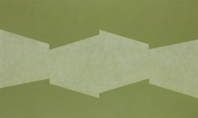 Chen Lizhu 陳麗珠, Space Series No.35 空間系列 No.35, 2016
