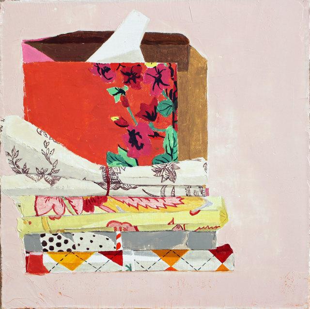 Sydney Licht, Still Life Tissue Box, 2016
