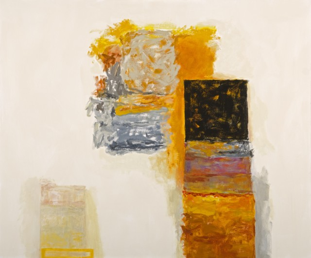 <div class=&#34;artist&#34;><strong>Rocio Rodriguez</strong></div><div class=&#34;title&#34;><em>Stacked Moments</em>, 2015</div><div class=&#34;medium&#34;>oil on canvas</div><div class=&#34;dimensions&#34;>48 x 57 in</div>