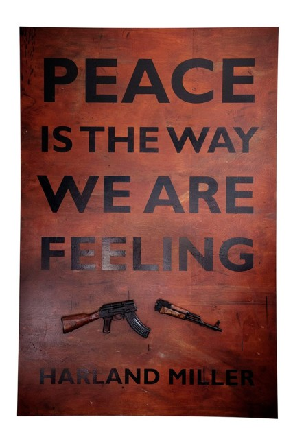 Peace Is The Way We Are Feeling