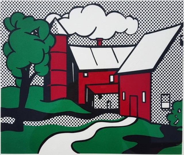 Red Barn, 1969