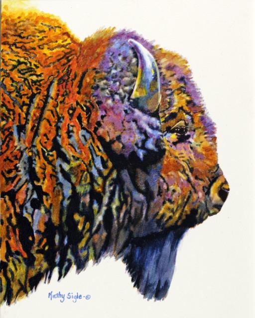 <span class=&#34;artist&#34;><strong>Kathy Sigle</strong></span>, <span class=&#34;title&#34;><em>FLASHY</em></span>