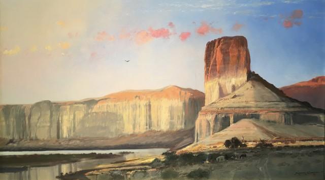 <span class=&#34;artist&#34;><strong>Michael Coleman</strong></span>, <span class=&#34;title&#34;><em>Green River, Wyoming</em></span>