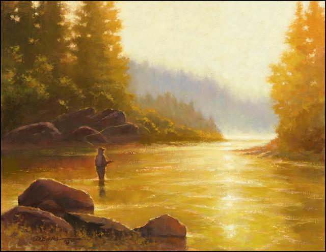 <span class=&#34;artist&#34;><strong>David Evans</strong></span>, <span class=&#34;title&#34;><em>A GLIMPSE OF HEAVEN</em></span>