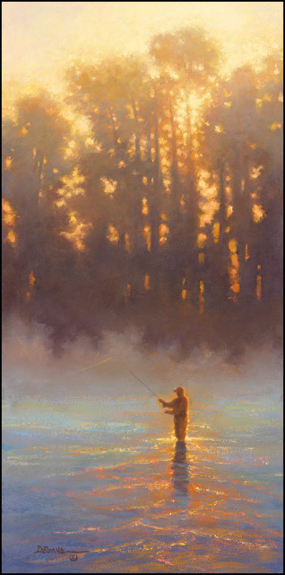 <span class=&#34;artist&#34;><strong>David Evans</strong></span>, <span class=&#34;title&#34;><em>MORNING GLORY</em></span>