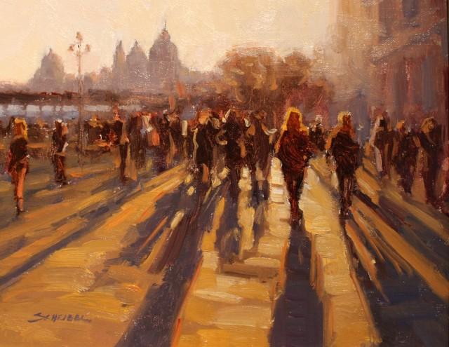 <span class=&#34;artist&#34;><strong>Greg Scheibel</strong></span>, <span class=&#34;title&#34;><em>EVENING IN VENICE</em></span>