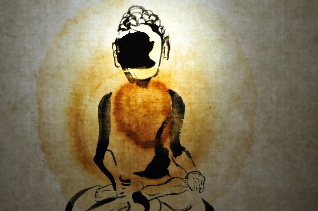 Practice and Cultivation: Bodhisattva Series 修行與修持: 無相。佛像。系列