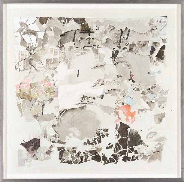 Cheng, Halley 鄭哈雷, Mirror 鏡像, 2017