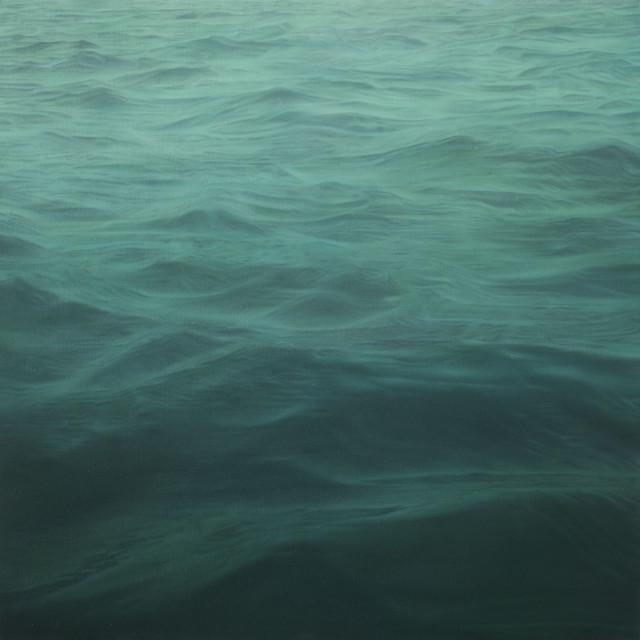 Yang Xun 杨勛, To Ma Yuan - Drifting Waves No. 1 致·馬遠-細浪漂漂 No.1 , 2016-2017