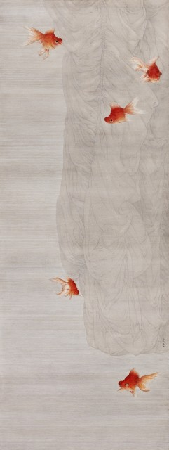 Gao Qian 高茜, The Inner World 内心世界, 2013