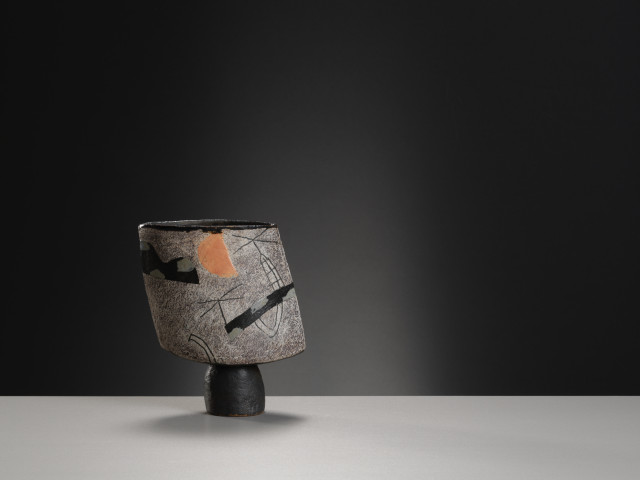 John Maltby, Cup Form, c1980
