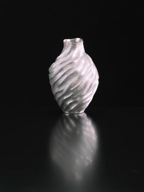 Hiroshi Suzuki, Aqua Posey Vase