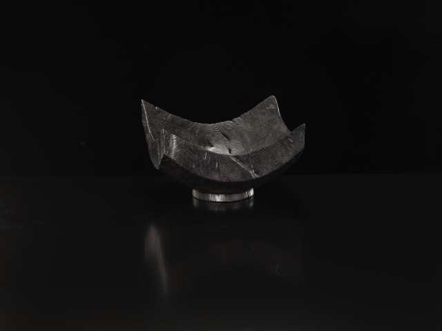 Curved Square Bowl