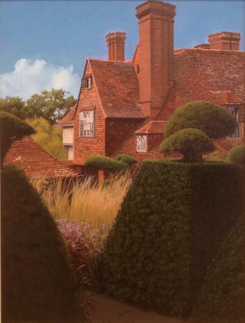 Great Dixter Topiary