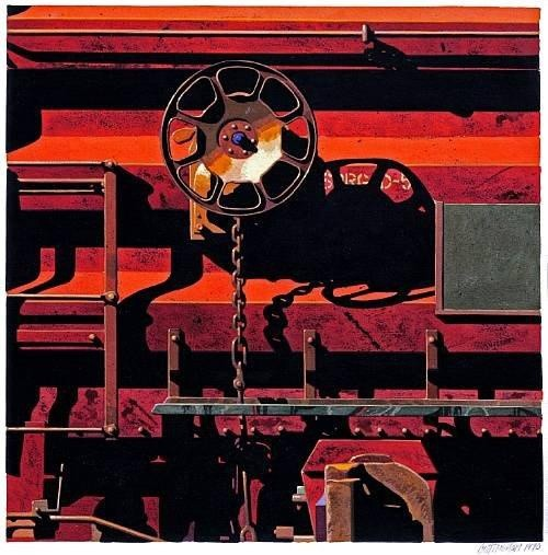 Robert Cottingham, 34 for Rowland - 1990