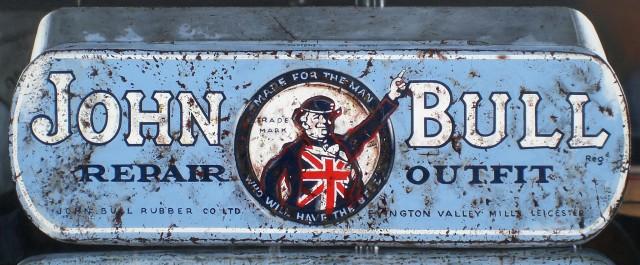 John Bull Tin