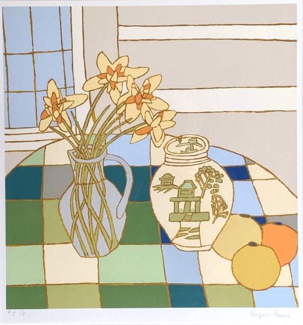 Bryan Pearce, The Ginger Jar, 2006