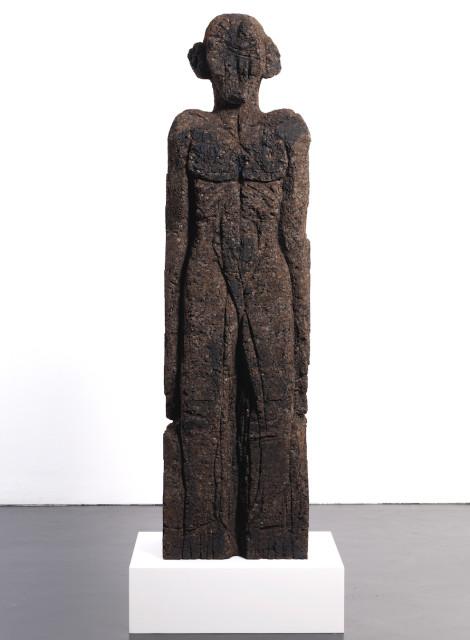 <span class=&#34;artist&#34;><strong>Huma Bhabha</strong></span>, <span class=&#34;title&#34;>Untitled, 2010</span>